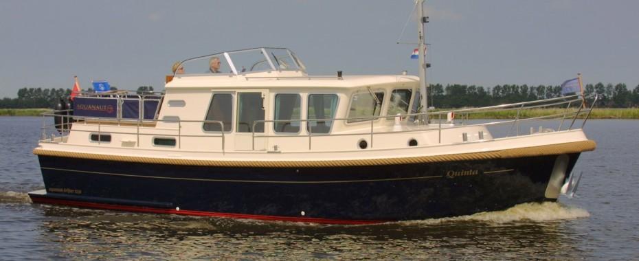 Drifter-Trawler-varend